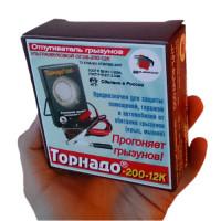Автомобильный отпугиватель крыс Торнадо-200 авто